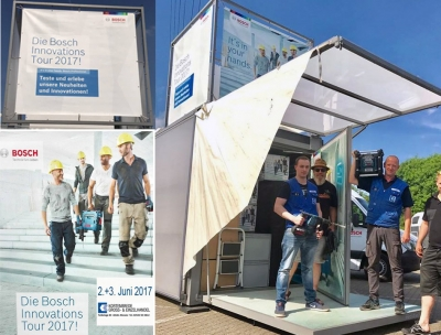 Bosch Innovations Roadshow Kortenbrede