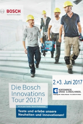 Bosch Innovationstour 2017